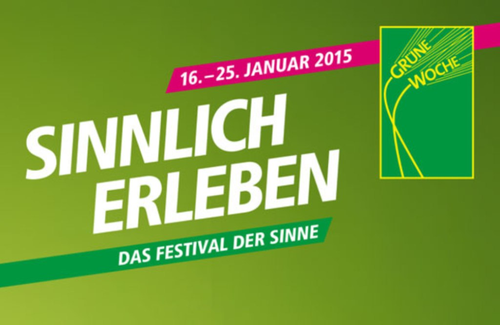 Lettland wird das Partnerland der Internationalen Grünen Woche 2015 sein (20.Januar)