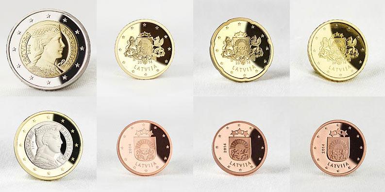 Hat Lettland Den Euro