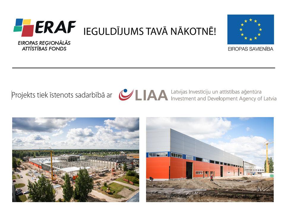 Neues Förderprogramm für Rekonstruktion und Renovierung von Produktionsräumen (27. März)