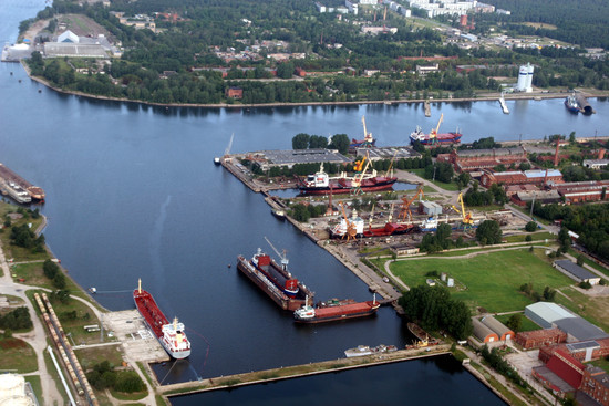 Der Umsatz von Hafen in Liepaja wächst (13. Mai)