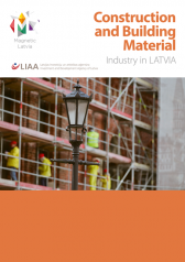 Construction and Building Material Industry in Latvia