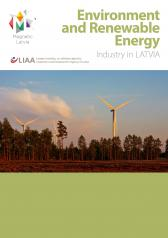 Environment and Renewable Energy Industry in Latvia