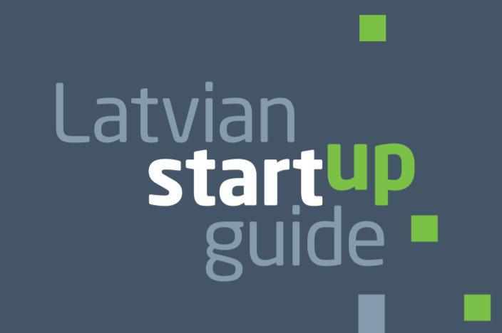 Die LIAA gibt neuen Startup-Guide für Lettland heraus