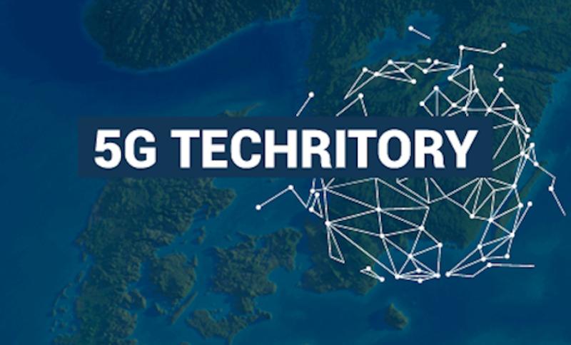 5G Techritory in Riga