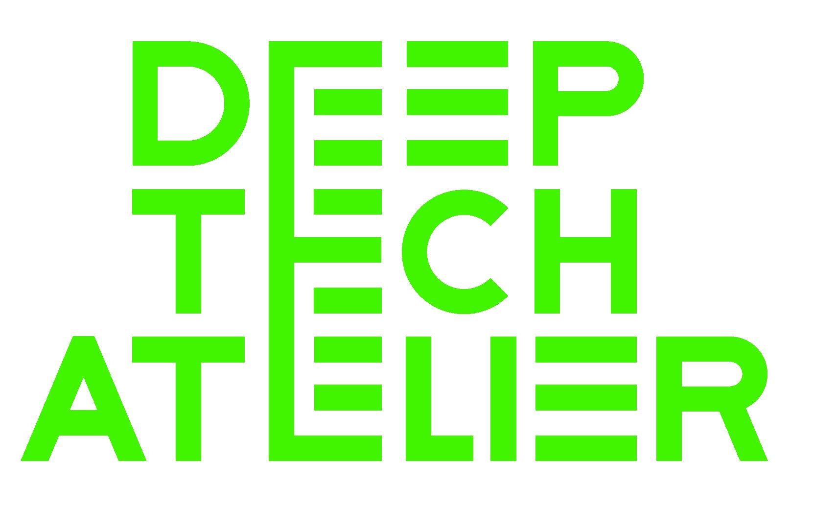 Deep Tech Atelier 2021