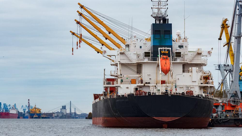 transport logistik lettland